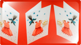 Праздничные открытки - поделки