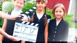 Съёмка видео клипа
