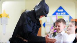 Batman animator