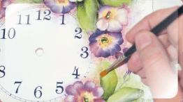 Создание часов