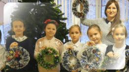 Рождество в школе