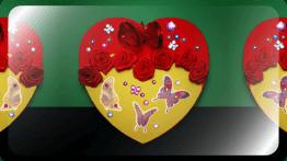 Сердце декоративное