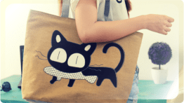 Роспись эко сумок