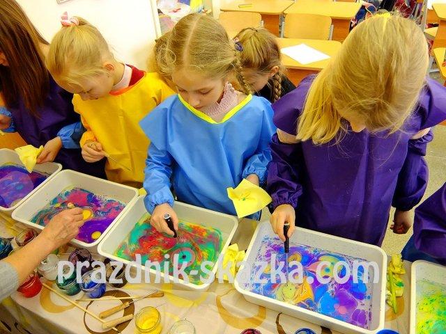 интересные мастер классы для детей