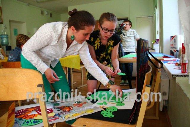 мастер классы для детей Москва