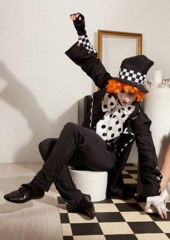 заказать клоуна на дом