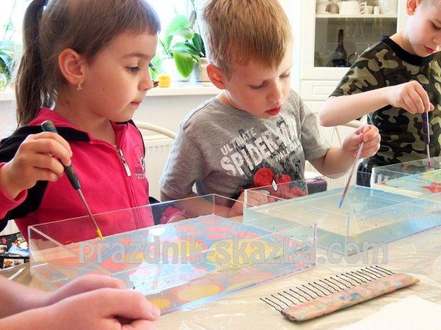 Аниматоры на выпускной в детский сад