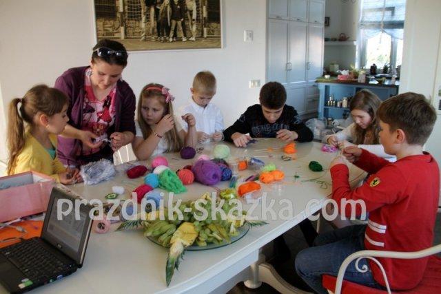 Творческие мастер классы дома
