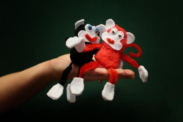 Как сшить игрушку обезьянку своими руками
