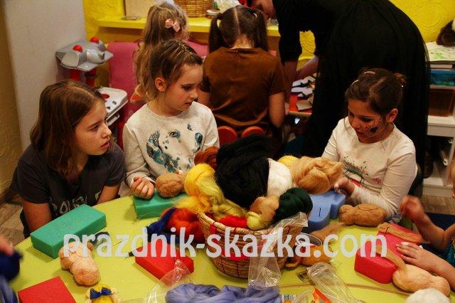 Мастер классы для детей на день рождения