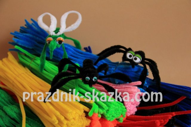 творческие мастер классы для детей
