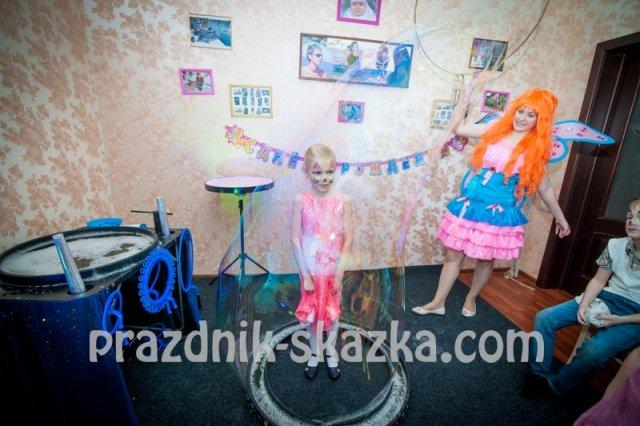 Шоу на детский праздник