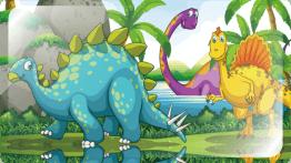 Планета динозавров