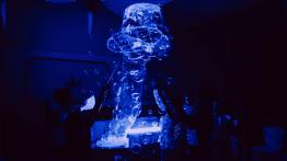 Неоновые мыльные пузыри